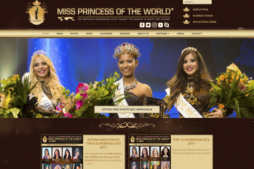 Miss Princess of the World