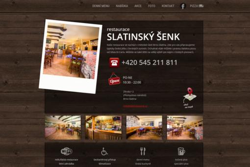 Reference: Typicky česká restaurace Brno Slatina